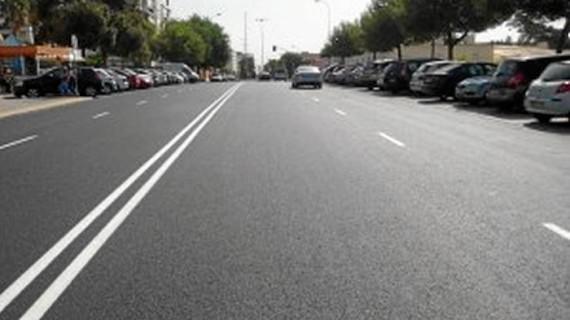 Detenido por causar daños en un parking de Huelva