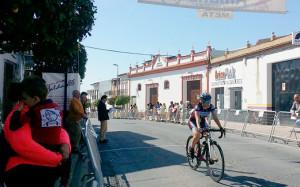 Victoria al sprint del cadete sexitano Carlos Rodríguez.