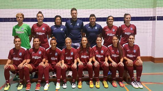 El CD Onuba 2014 Autoparts Huelva repite subcampeonato en la Liga Provincial Femenina de fútbol sala de Sevilla