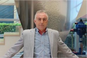 Fernando Sánchez, gerente de la Comunidad.
