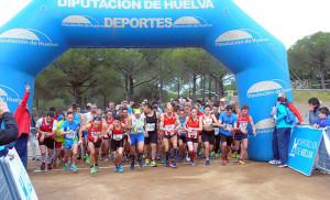 Doble cita atlética espera este fin de semana con pruebas en La Palma y en Niebla.