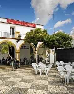 Casino de El Rosal de la Frontera. (Archivo de Azoteas).