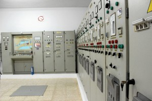Sala de informatización.