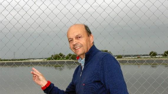 """Pedro Tejada: """"Para nosotros, sin agua no hay trabajo"""", declara en un momento clave para la Comunidad"""