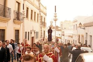 Via Crucis Oficial de la Semana Santa ayamontina.