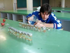 El científico es natural de Hinojos.