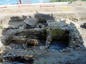 Una imagen del yacimiento arqueológico de 'El Eucaliptal'. / Foto: Juan Manuel Campos.