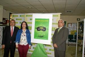 La ONCE presenta su semana 'Mira como veo' en Huelva.