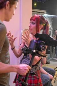 El rodaje se ha realizado en dos localizaciones en Huelva.