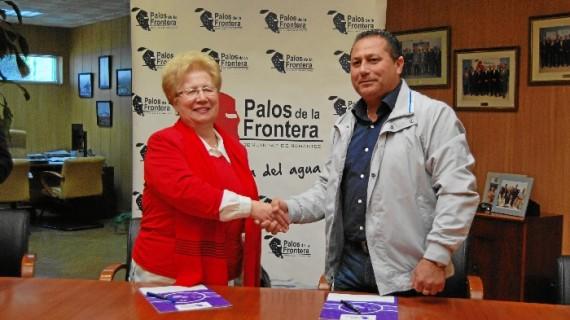 La Comunidad de Regantes de Palos renueva su colaboración con Afame