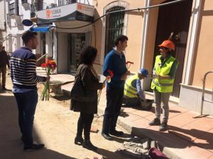 Valverde del Camino también se ha sumado a la celebración del Día de la Mujer.