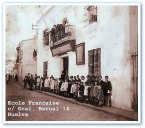 Foto de familia. Año 1920.