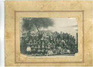 Foto de familia de 1925.