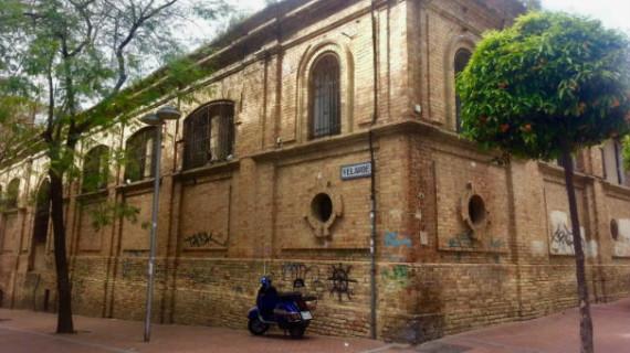 El antiguo Mercado de Santa Fe consigue la declaración de BIC, primer paso para su rehabilitación