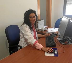 La doctora onubense Victoria Aviñó.