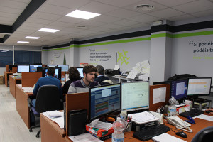 En Gabitel Ingenieros trabajan un importante número de profesionales de las telecomunicaciones.