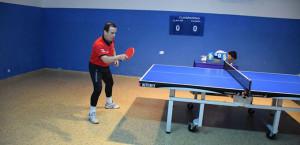 Fue un fin de semana muy positivo para los equipos del CD Hispanidad de tenis de mesa.