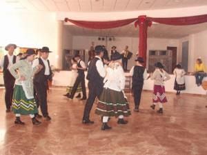 En esta edición la feria volverá a contar con la actuación del rancho folclórico portugués de Santa Catalina.