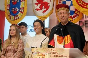 Carmelo Romero invita a toda la provincia a visitar Palos este fin de semana.
