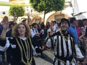 Feria Medieval de Palos.