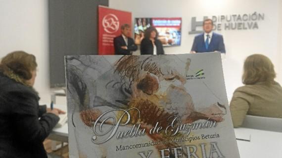 El cordero y el caballo protagonizan la X Feria Ganadera de Puebla de Guzmán, que se celebra del 31 de marzo al 2 de abril