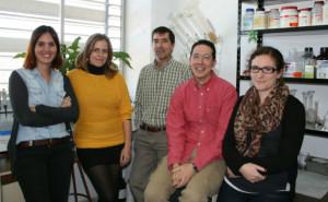 Grupo de investigación Ecología, evolución y conservación de plantas mediterráneas de la Universidad de Sevilla.