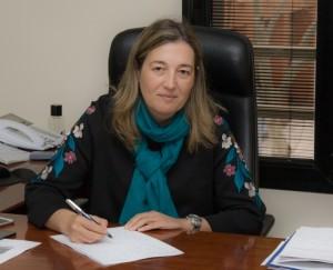 Guadalupe Carrasco, directora de operaciones de Aguas de Huelva, S.A.