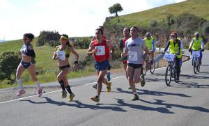 La prueba tiene un recorrido de algo más de 21 kilómetros, el 90% sobre asfalto.