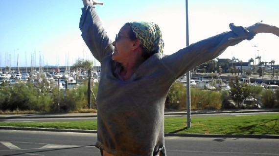 La palmerina Mercedes Aldana, cuando la escritura se convierte en la mejor de las terapias