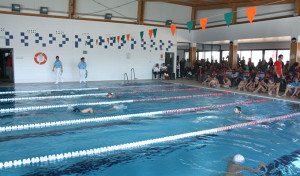 La natación, otra disciplina que se incorpora al programa La Provincia en Juego.