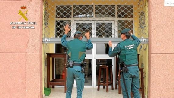 Desarticulada una Organización Criminal dedicada a favorecer la inmigración irregular tras registros realizados en Huelva y Moguer
