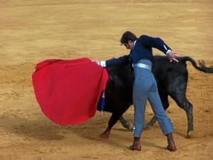 Juan José Padilla, estocada y descabello, dos orejas.