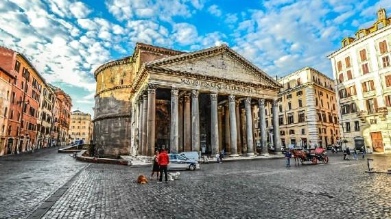 Roma y sus lugares más encantadores
