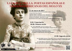 Las actividades comienzan este martes 21 de marzo, Día Internacional de la Poesía, con las jornadas 'La Doble Orilla'.
