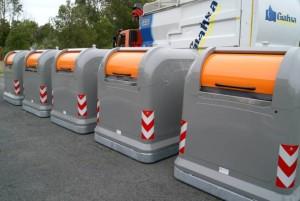 Los servicios ofrecidos por Giahsa comprenden también la gestión de residuos sólidos urbanos.