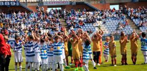 El club anuncia que se abre una nueva etapa en la Fundación Recre. / Foto: www.recreativohuelva.com.