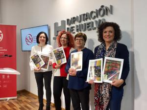 Presentación de las revistas en Diputación.