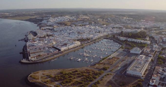 El proyecto para la integración del puerto de Ayamonte en el núcleo urbano sale a licitación
