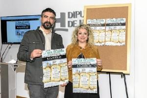 Presentación de la segunda edición de La Sierra encuentada. / Foto: Manu Rodríguez.