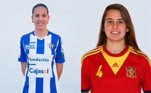 Cinta Rodríguez y Silvia Mérida han sido citadas para unos entrenamientos de la selección Sub 19.