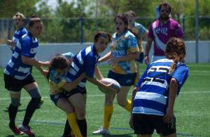Nuevos compromisos para el equipo femenino del CR Bifesa Tartessos.