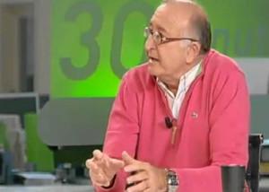 El catedrático Antonio Tejera, una de las voces más autorizadas del mundo tartésico. / Foto: rtvc.es