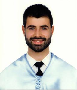 El investigador onubense Sebastián Fierro.
