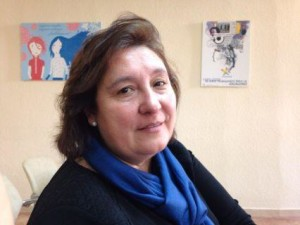 Laura Pichardo, presidenta de Giahsa.