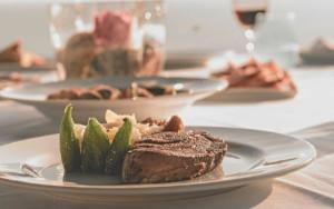 La gastronomía es una de las señas de identidad de todos los Paradores.