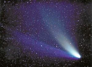 La aparición del cometa Hale-Bopp en 1997 fue un punto de inflexión para él. / Foto: ica.es