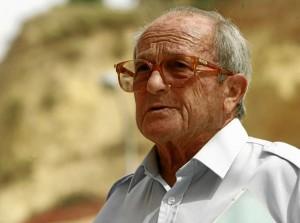 Juan Pedro Garrido, un pionero del yacimiento arqueológico de La Joya. / Foto: Prehistoria UCM.