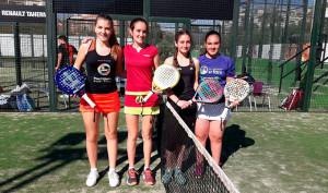 La jugadora Julia Montesinos fue la que llegó más lejos, al acceder a las semifinales.