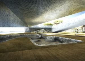 Recreación del proyecto diseñado. / Foto: www.beta-architecture.com