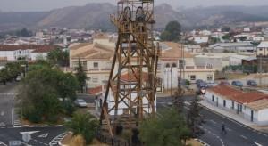 El incidente no ha causado heridos ni ha habido afectación al Medio Ambiente. /Foto: Ayuntamiento de Nerva.